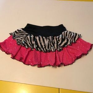 Dance Wear Skirt SC Weissman costume small